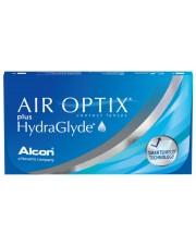 Air Optix Plus Hydraglyde 6 szt. - oryginalne opakowania
